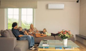ductless heater mini split heat pump