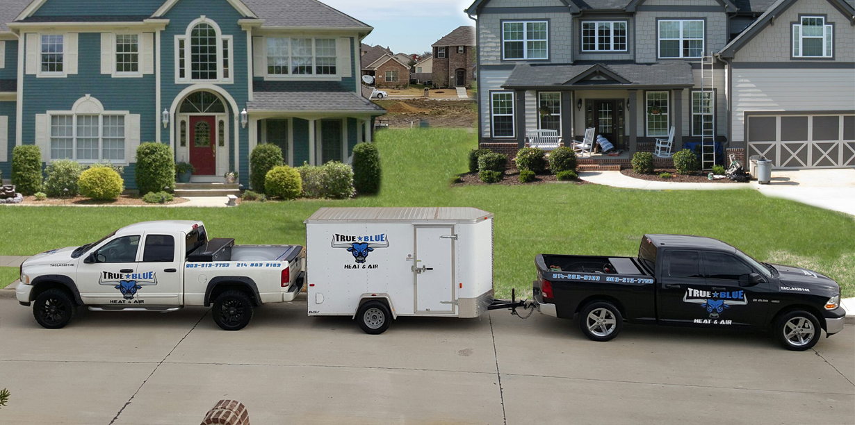Welcome to True Blue Heating & Air Conditioning