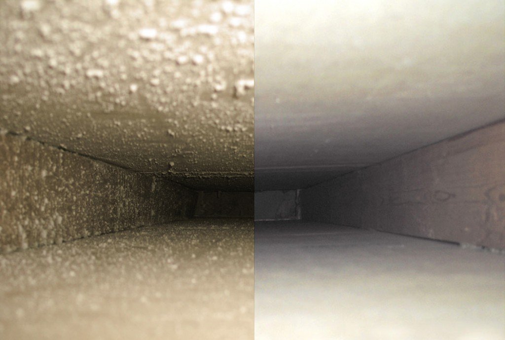 AC Duct Cleaning Service