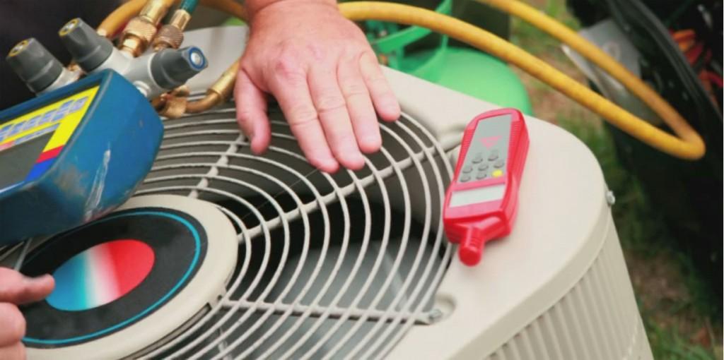 AC repair services in fate, texas
