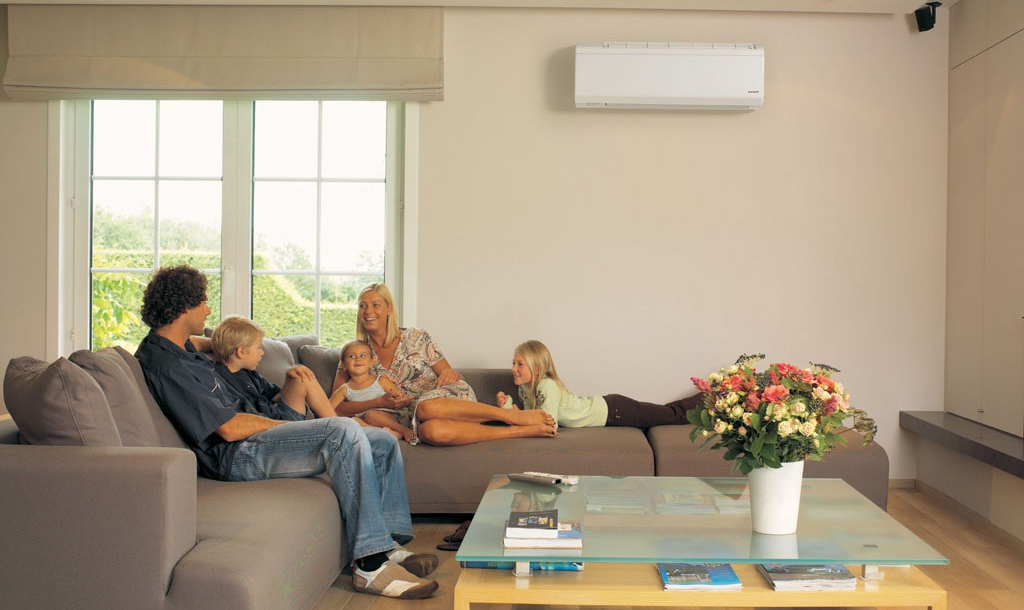 Mini Split Heating/AC Units For Large Or Small Areas Are