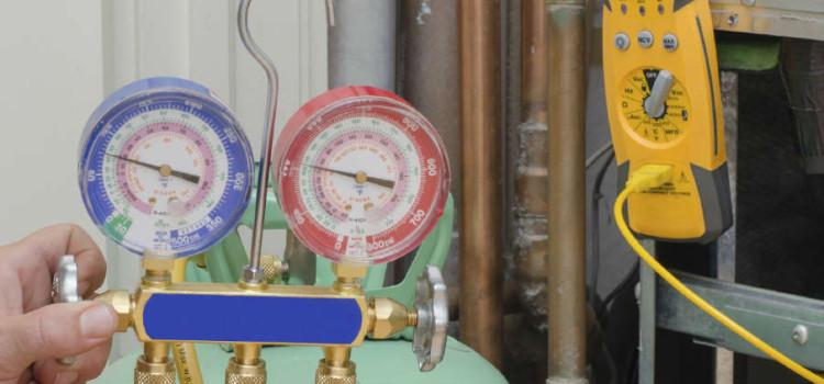 Refrigerant Leak Fix